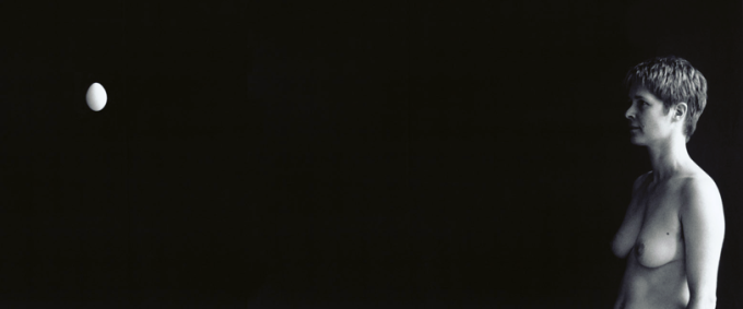 """© Gerlinde Salentin - The Announcement, 2001, Photography, ED. 7, 16x39"""""""