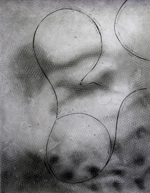 © Milko Pavlov - Marathon 2010-2072-12, Graphite on Paper, 124,5x95cm