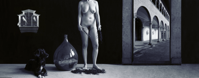 "© Gerlinde Salentin - Untitled, 2007, Photography, ED. 7, 16x39"""