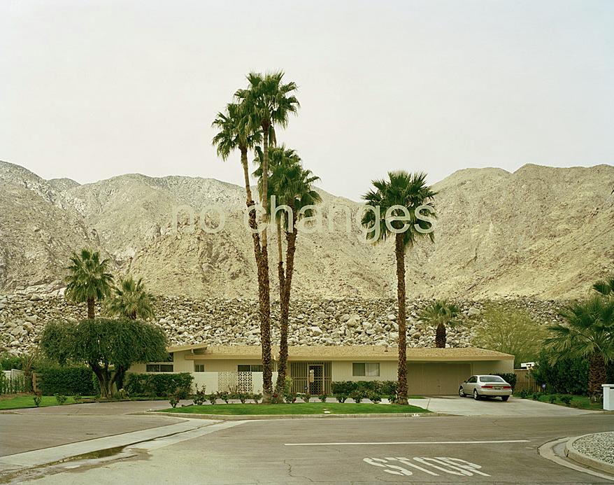 © Kris Scholz - No Project 2   no changes   100 x 120 cm   2007