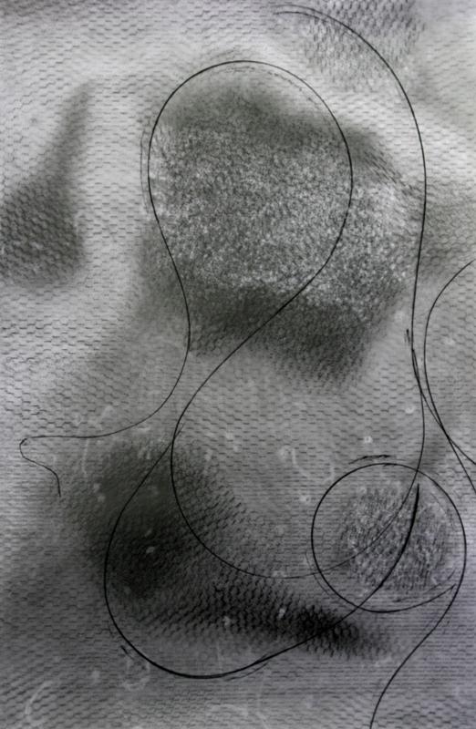 © Milko Pavlov - Marathon 2010-2079-7, Graphite on paper, 132,5x87cm