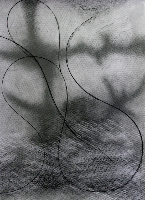 ©Milko Pavlov - Marathon 2010-2079-4, Graphite on Paper, 133,5x96cm