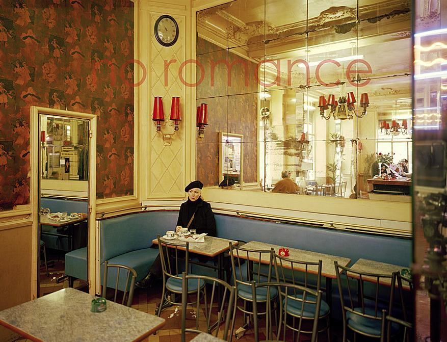 © Kris Scholz - No Project 4 | no romance | 100 x 120 cm | 2007