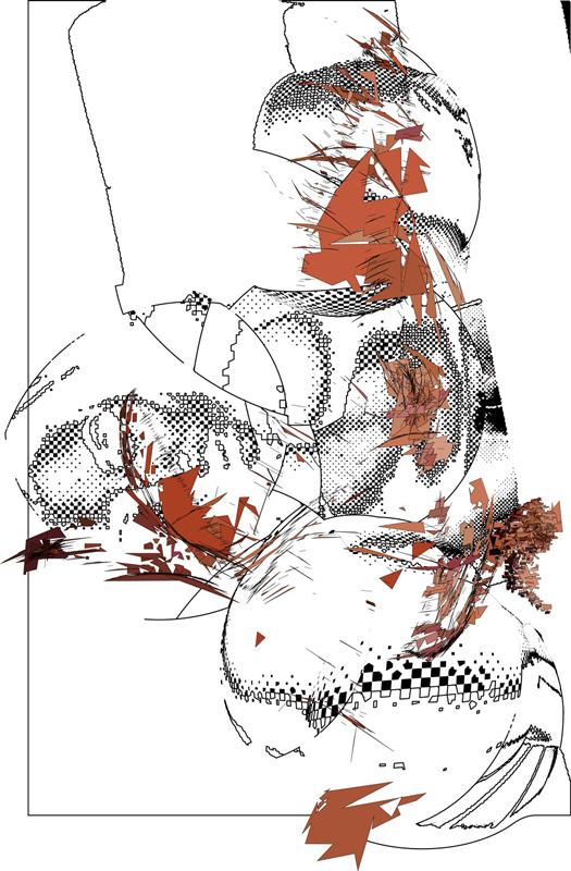 ©Wolfgang Herbold - pinkshot_16-05-2006_4, Digital Image, 2006