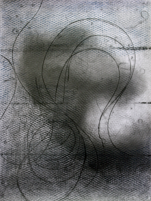 © Milko Pavlov - Marathon 2010-2078, Graphite on Paper, 136,5x103cm
