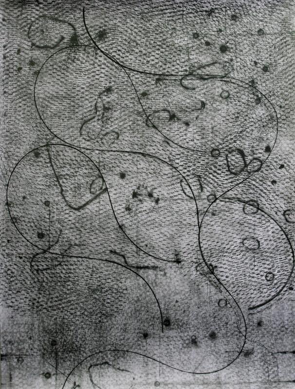 © Milko Pavlov - Marathon 2010-2079, Graphite on Paper, 134x102,5cm