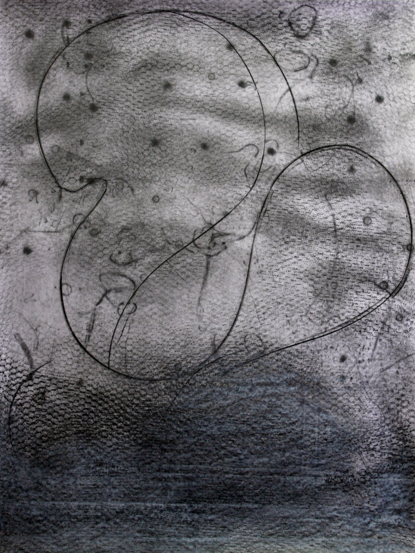 © Milko Pavlov - Marathon 2010 - Graphite on Paper, 138,5x104cm