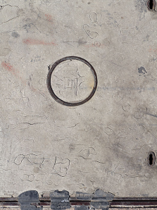 © Kris Scholz -Marks and Traces 11 | Tian'anmen Square | 160 x 120 cm | Beijing 2012