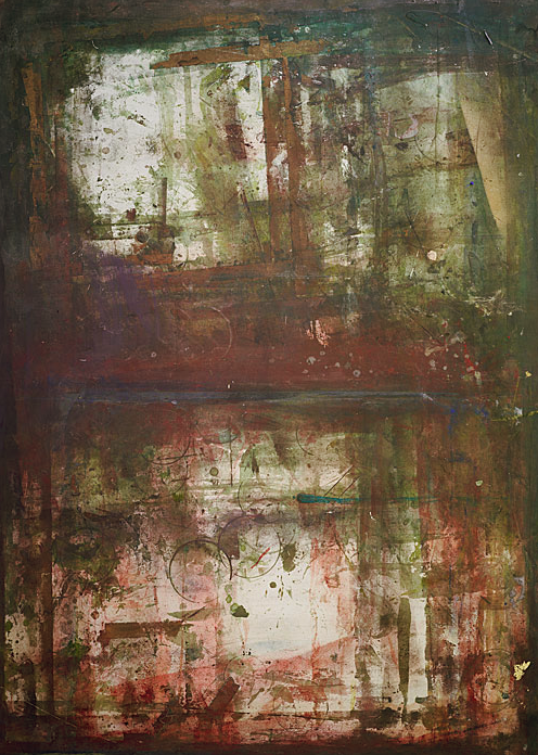 © Kris Scholz - Marks and Traces 18 | Tyrone-Guthrie-Center | 160 x 120 cm | Monoghan 2012