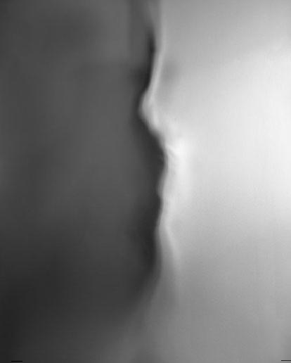 © Edouard de' Pazzi - From 'Transparency' Series, B/W Print