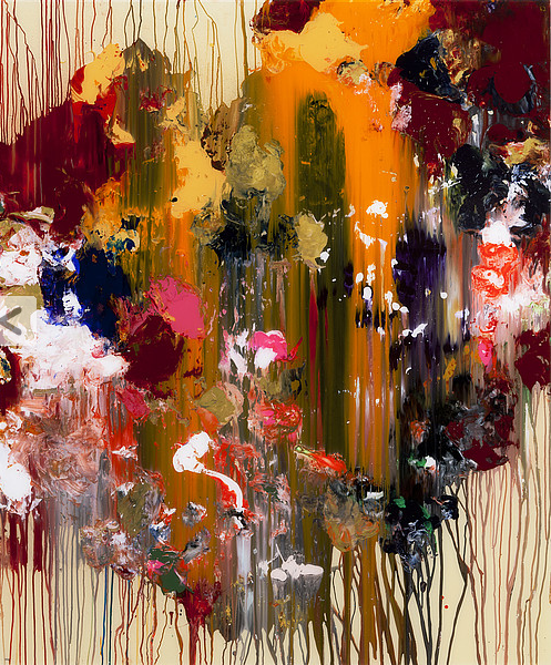 "©Michael Burges Reverse Glass Painting, Acrylic, Plexi , Aluminum, 70.9x59"""