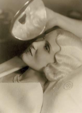 Artist: Anonymous Title / Year: Woman with Mask (1920-s) Signed / Stamped: Skandinaviske Berliner Korrespondenz