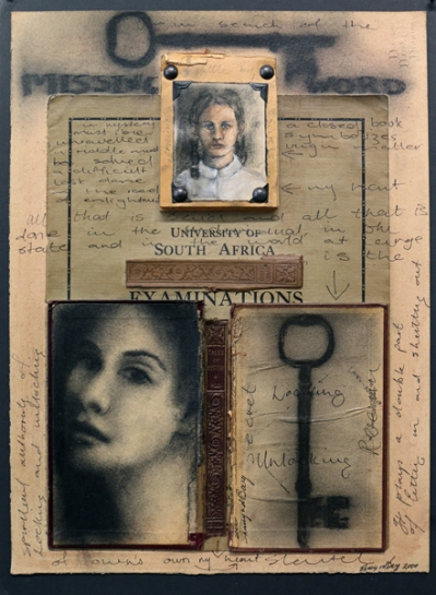 Shany van den Berg (SA) - Examinations  (2000)