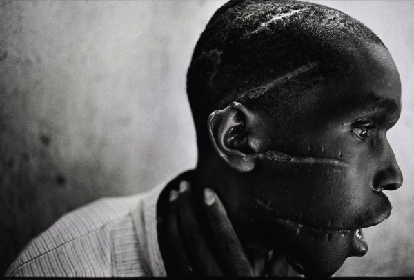 ©James Nachtwey - Rwande 1994