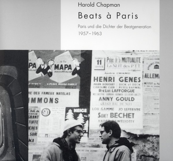 Paris and the Poets of the Beat Generation 1957 - 1963