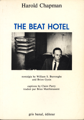 The Beat Hotel by Harold Chapman