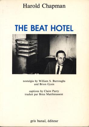 The Beat Hotel by Harold Chapman